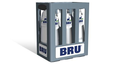 Afbeeldingen van BRU 6X1L GLAS