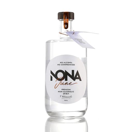 Image de NONA JUNE ALCOHOLVRIJE GIN 70CL